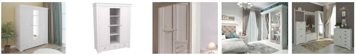 Белые шкафы из дерева - иллюстрация, фото, коллаж