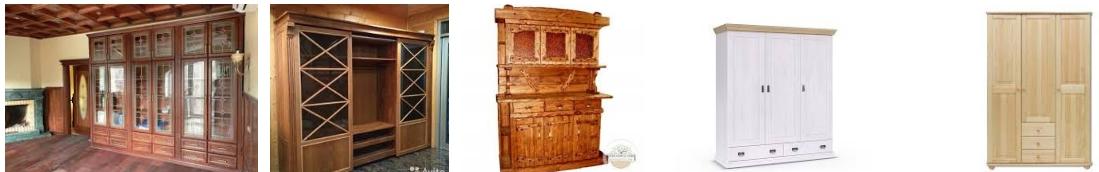 Деревянные шкафы для дачи - иллюстрация, фото, коллаж
