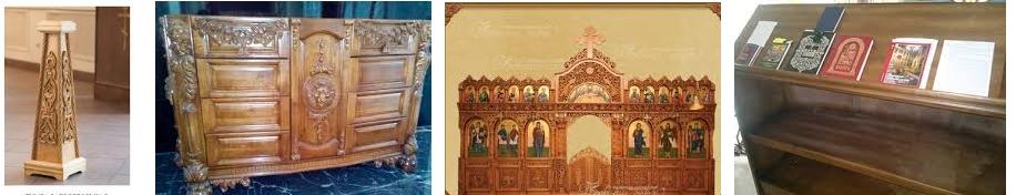 Тумбы в церковь - иллюстрация, фото, коллаж